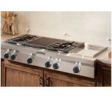 Kitchenaid 6 Burner Gas Stove Top