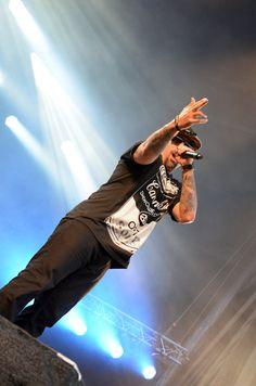 B-Real, Cypress Hill. Beauregard Festival 2015 © JB Quentin
