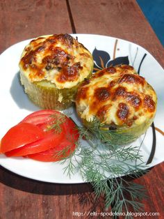 Споделено от кухнята на Elti: Тиквички с елда и ориз