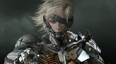 desktop wallpaper for metal gear rising revengeance