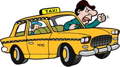 Silly Sunday - The Cab Driver - http://blogitudes.com/silly-sunday-cab-driver/