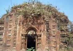 Historical ruins in India - Maluti Temples, generations to come might miss this.
