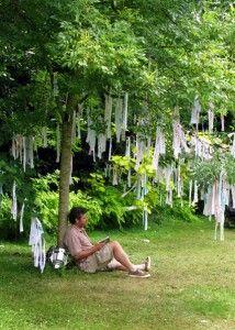 Wishing tree/ Guest book alternative