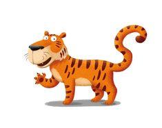 Być jak Tygrys / To be like a Tiger on Behance