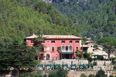 Gran Hotel Son Net ***** C/ Castillo de Sonnet s/n, Puigpunyent, Mallorca, Balearic Isalands, Spain www. Spain Honeymoon, Pink Hotel, Mallorca Island, Gran Hotel, Leading Hotels, Majorca, Wedding Show, Beautiful Hotels, Best Location