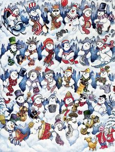 "$10 Springbok ""Snowfolks"" 60 Piece Juvenile Jigsaw Puzzle Springbok,http://www.amazon.com/dp/B003CYKYBQ/ref=cm_sw_r_pi_dp_5p9xsb066BYAER63"