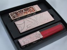Missha 2012 F/W Feminine Grace Look Limited Lip Kit Review