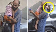 He Was Selling Pens on the Street to Survive—Then a Man Snapped a Photo of His Daughter…  Just one picture changed everything