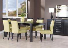 jc perreault salle a manger contemporaine canadel mobilier de salle a manger