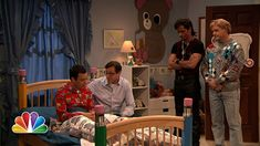 The Men of 'Full House' Reunited to Help Jimmy Fallon with His 'Late Night' Frights. Love it!