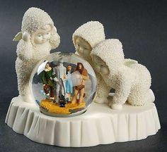 snowbabies figurines   DEPARTMENT 56 Snowbabies Guest Figurines at Replacements, Ltd