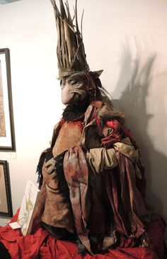 toby froud | Admired his very very beautiful puppets....