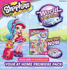 Shopkins World Vacat
