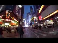 GoPro HD:  Times Square New York City Night.  Times Square is where the ball drops on New Years Eve.  It's a fantastic place to visit!  There are lights and televisions everywhere and plenty of action on the street!  Please share this video with others and check out my other videos too!