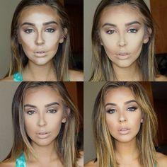 Conseils maquillage simple mais beau maquillage visage