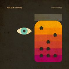 Minimal Artwork – Jar of Flies