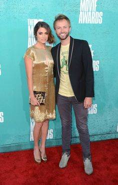 Nikki Reed and Paul McDonald Photo - 2012 MTV Movie Awards - Arrivals
