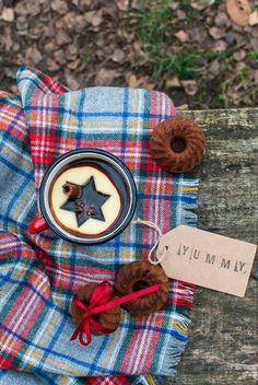 Mini bundt cake. Sweet recipe. Christmas recipe. Autumn tea.