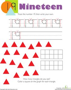 tracing numbers counting 13 count kindergarten math and math worksheets. Black Bedroom Furniture Sets. Home Design Ideas