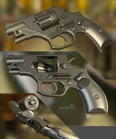 Stetchkin silenced revolver by janelle Weapons Guns, Guns And Ammo, Fire Powers, Cool Guns, Tactical Gear, Shotgun, Bushcraft, Arsenal, Firearms