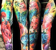 Tattoo Artist - Maya Sapiga, Warsaw Poland --- Find a more tattoo - www.worldtattoogallery.com