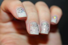 ✶ Jewels Nail Art by diamant sur l'ongle