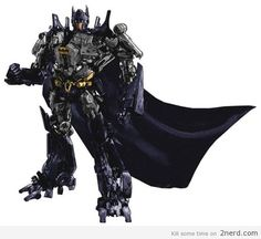 Transformer Batman - http://2nerd.com/cool-pics/transformer-batman/