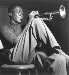Miles Davis is one heck of a trumpet player. I could listen to his music all day if I could.