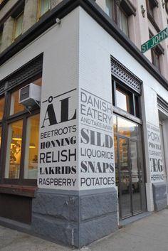 Aamanns - New York #dansk #cuisine - Loved by @denmarkhouse