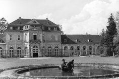 Sachsens Schlösser und Burgen: Neschwitz, Neues Schloß Orangerie, Besitz des Freiherrn Vietinghoff Riesch - Saxony