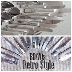 $45-200 Mismatched flatware, choose your favourite! by ODDandRELOVED on Etsy