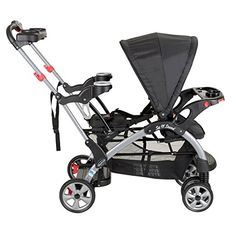 Baby Trend Sit n Stand Ultra Stroller, Lagoon Jogging Stroller, Pram Stroller, Twin Pram, Best Prams, Best Lightweight Stroller, Baby Doll Strollers, Getting Back In Shape, Twin Babies, Twins