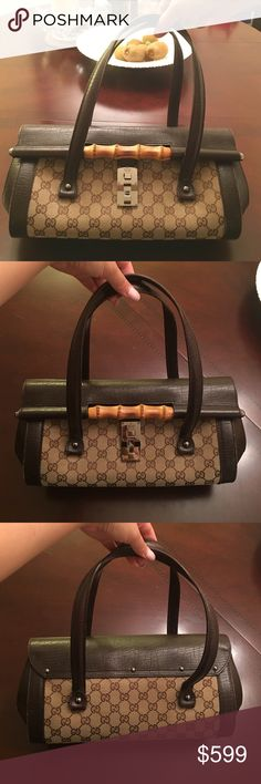 Limited Edition Gucci Bamboo Bag Limited Edition Gucci Bamboo Bag - Great for all occasions and 100% authenticity guaranteed!!! Gucci Bags Shoulder Bags