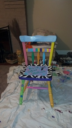 "Elementary Music Methods: Real Life Edition: ""Rock Star Status"" Chair"