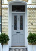London Doors, Front Door, Victorian / Edwardian Door