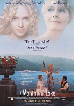 Itália csókja - Egy hónap a tónál  (1995)