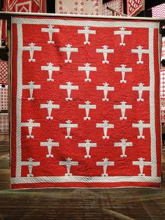 American Folk Art Museum presents: Three Centuries of Red and White Quilts