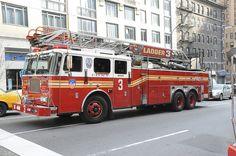 FDNY Ladder 3, Manhattan
