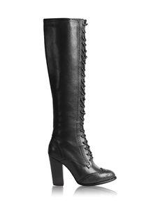 "RUDSAK Chaussures (NOIR, CUIR DE CHEVRE ""RODO"")   TIA"