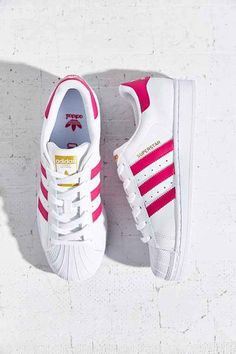 adidas Originals Superstar Womens Sneaker- Pink W