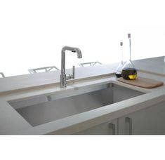Jacob Delafon Kitchen Sinks : Sinks, Steel and Undermount kitchen sink on Pinterest