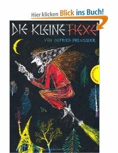 Die kleine Hexe: Amazon.de: Otfried Preussler, Winnie Gebhardt-Gayler: Bücher