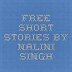 Free Short Stories by Nalini Singh