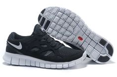 2bf259bd472e Buy Men s Nike Free Run+ 2 Running Shoes Black White Cheap To Buy from  Reliable Men s Nike Free Run+ 2 Running Shoes Black White Cheap To Buy  suppliers.