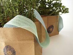 DIY, craft bag, ribbon hand holders