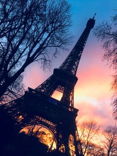 I took this stunning photo of the Eiffel Tower. Loved Paris