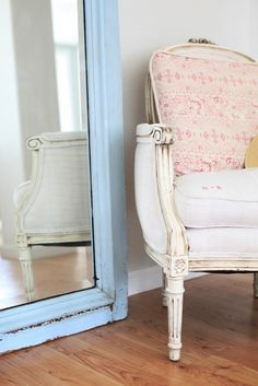 A Chair Makeover