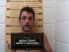 Delbert Sisco is in jail in Massac County, Illinois after stealing a school bus in Pope County on Monday.