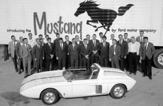 mustang 1 concept | Ford Mustang 1 Concept 1962