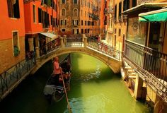 Venice, Italy...dont think i will be able to talk andy in to going here